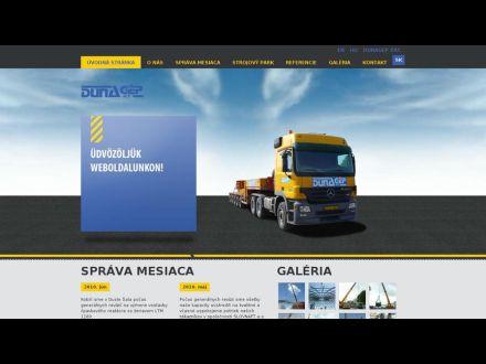 www.dunagep.sk