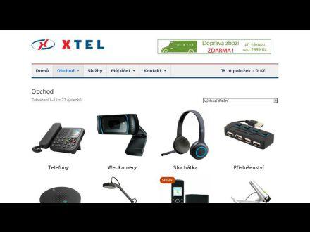 www.xtel.cz