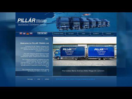 www.pillar.sk