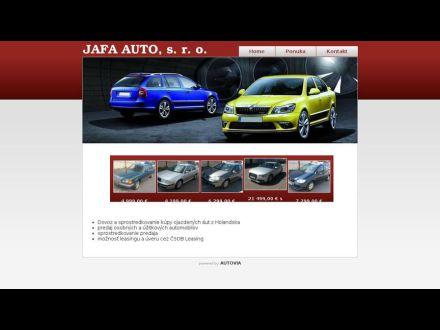 www.jafaauto.sk