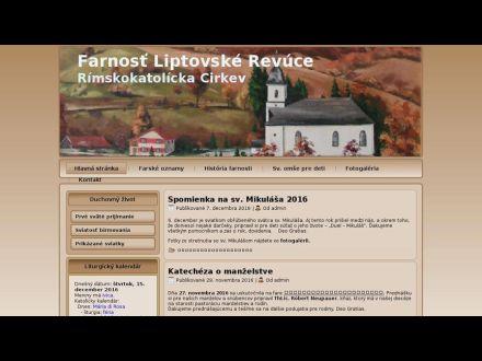 liptovskerevuce.fara.sk/