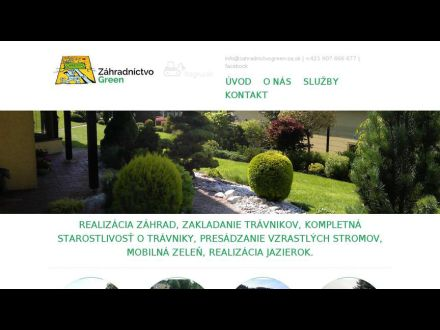 www.zahradnictvogreen-za.sk
