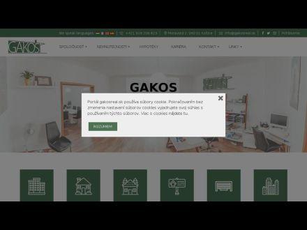 www.gakosreal.sk