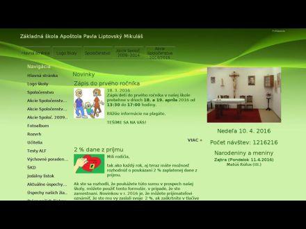 www.apostolapavla.edupage.org