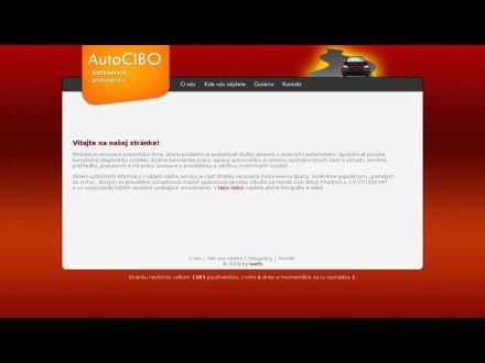 www.autocibo.sk