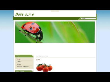 www.bate.sk