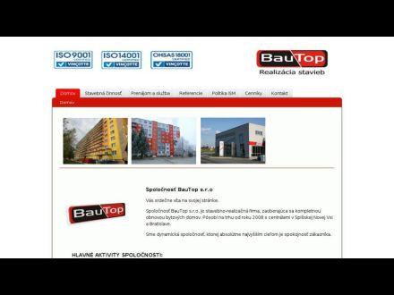 www.bautop.sk