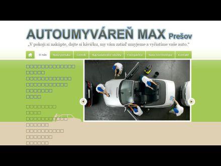 www.autoumyvaren-max.sk