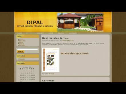 www.dipal.sk