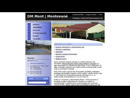 www.dmmont.cz