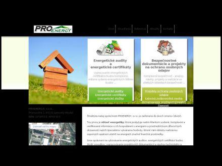 www.proenergy.sk