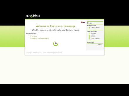 www.protto.sk