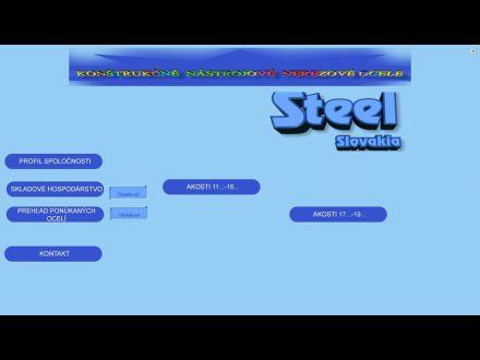 www.steel.slovakia.szm.sk