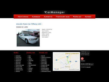 www.carmanager.cz
