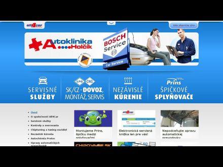 www.autoklinikaholcik.sk/