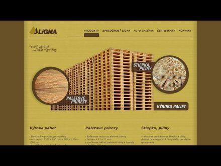 www.ligna.sk