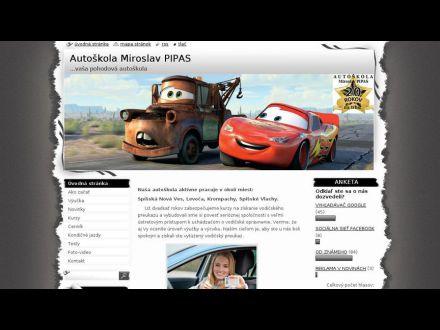 www.autoskolapipas.eu
