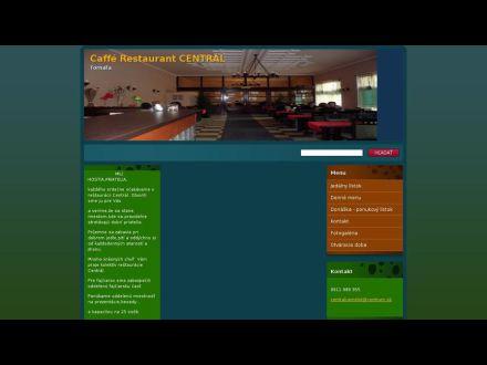 www.restauraciacentral.webnode.sk