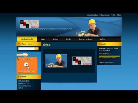 www.pml-elektro.webnode.sk