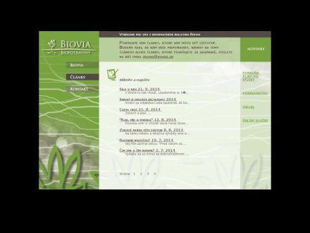 www.biovia.sk