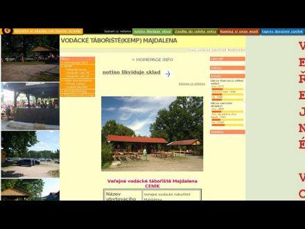 www.kempmajdalena.webgarden.cz