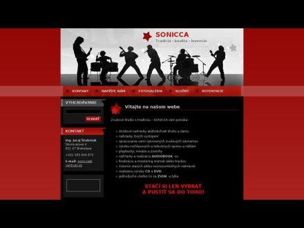 www.sonicca.webnode.sk