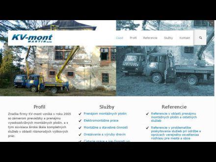 www.kvmont.eu
