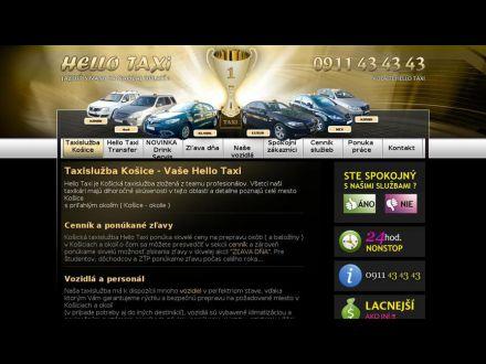 www.hello-taxi.sk