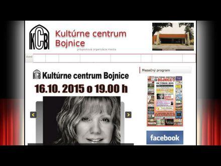 www.kcbojnice.sk