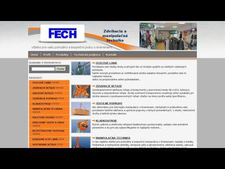 www.fech.sk