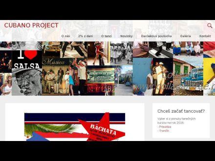 www.cubanoproject.sk