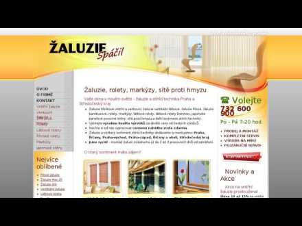 www.zaluzie-ps.cz
