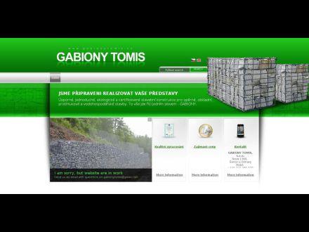 www.gabionytomis.cz