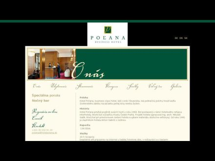 www.hotelpolana.sk