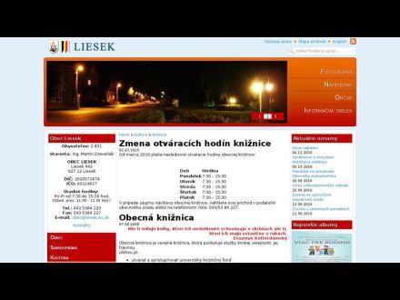 www.liesek.eu.sk/500/kniznica.html