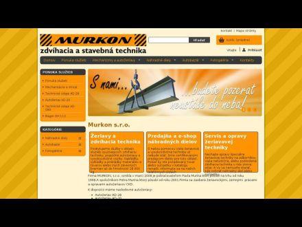www.murkon.sk