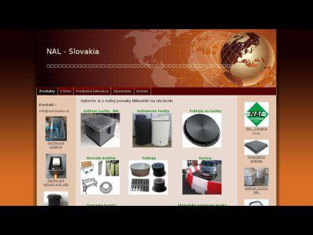 www.nalslovakia.sk