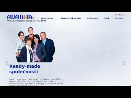 www.avantia.cz