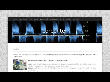 www.corcenter.sk