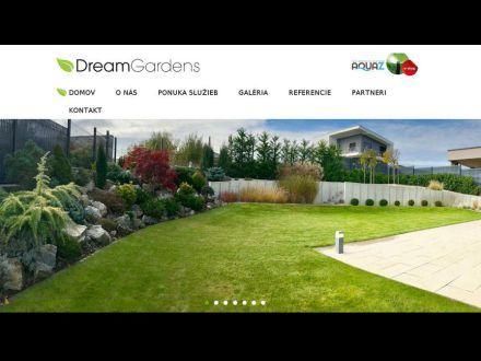 www.dreamgardens.sk