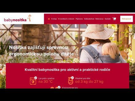 www.babynositka.cz