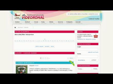 www.videorohal.com/obchod