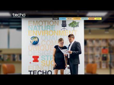 www.techo.cz