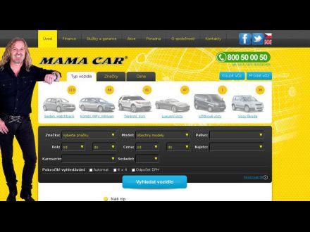 www.mamacar.cz