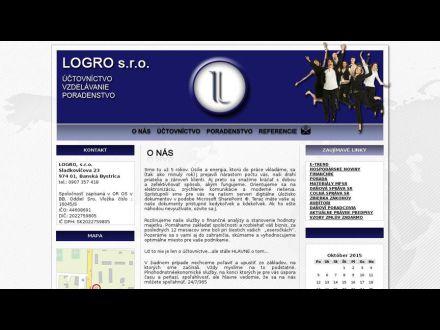 www.logro.sk