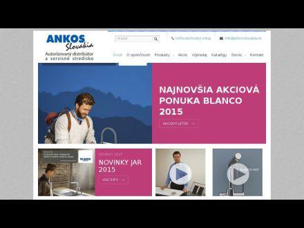 www.ankosslovakia.sk