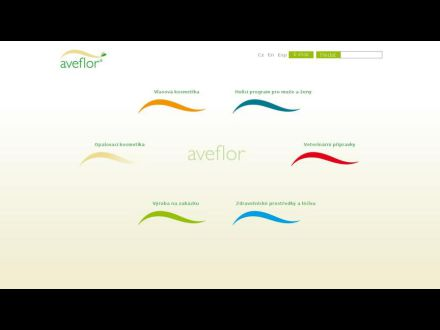 www.aveflor.cz