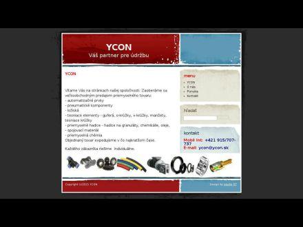 www.ycon.sk