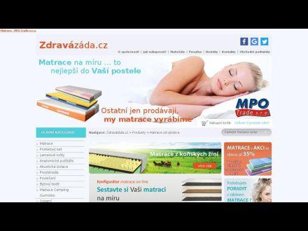 www.zdravazada.cz