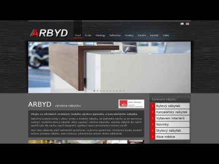 www.arbyd.cz